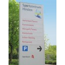 Totem plat rond XL - TO15