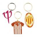Porte clés métal email - PO07